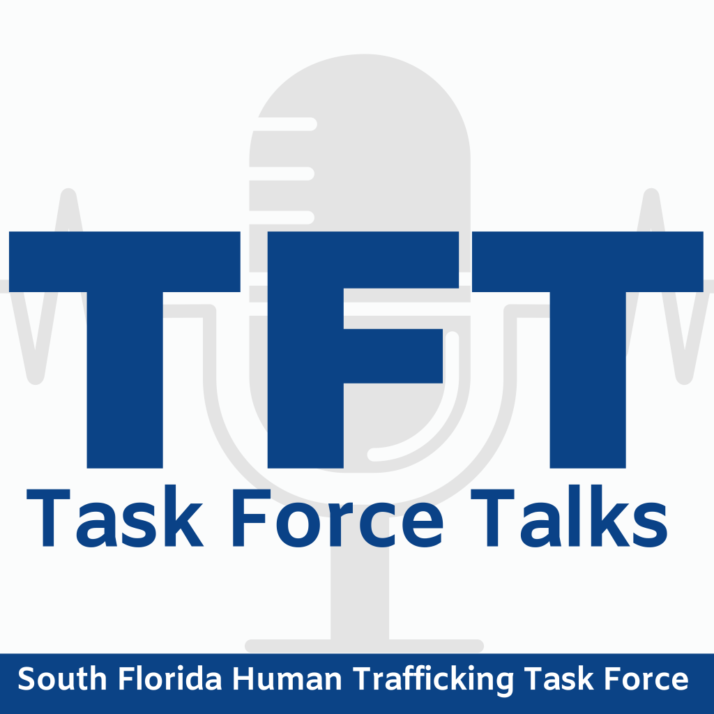 Task Force Talks Logo